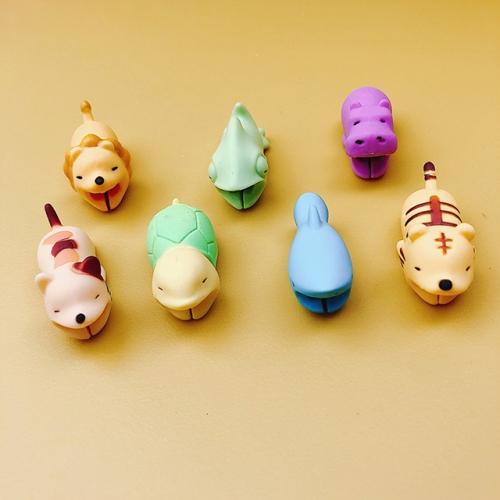 심쿵 동물 케이블 보호캡[무려 16가지 디자인♥]