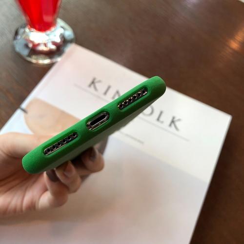 아이폰 감성 샌드 젤리 케이스(3COLORS)